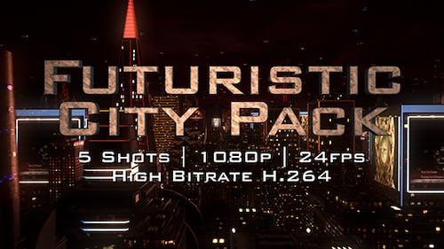 Futuristic City Pack