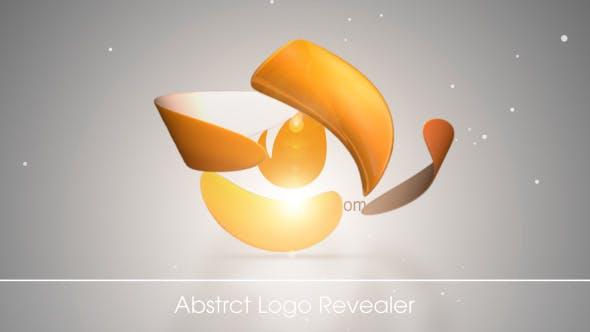 Abstraktes Logo Revealer