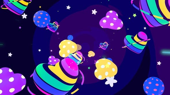 Thumbnail for Heart Shaped Planets