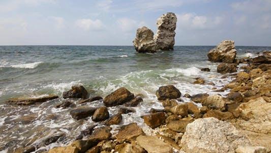 Thumbnail for Sea Coast With Stones