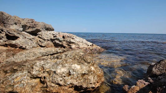 Thumbnail for Sea Coast With Stones 11