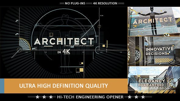 Thumbnail for Architect and Architecture Intro Titles