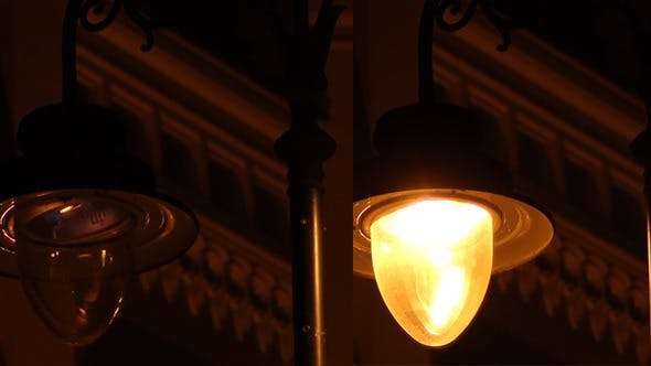 Thumbnail for Power Fluctuations Street Lamp