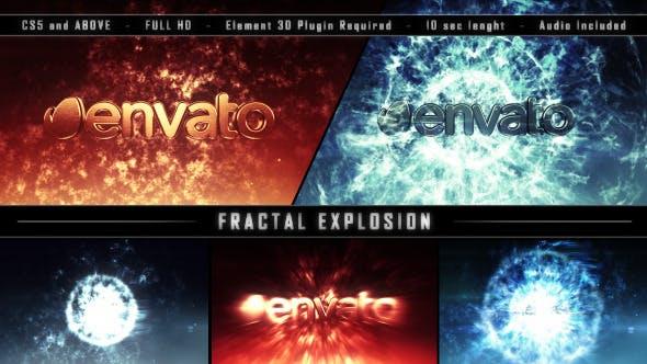 Thumbnail for Fractal Explosion