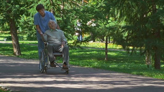 Thumbnail for Healthcare and Attendance to Seniors