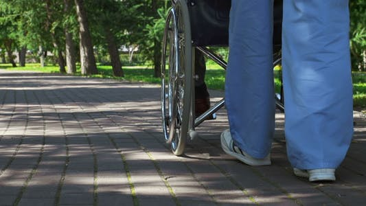 Mobility of Handicapped