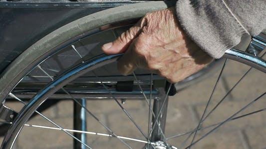 Thumbnail for Starting Wheel-Chair