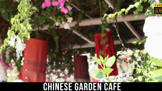 Cover Image for Chinese Garden Cafe 2