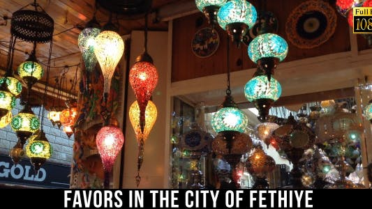 Thumbnail for Favors In The City Of Fethiye