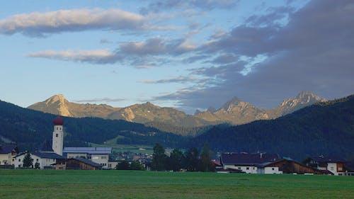 Small Village In Tirol