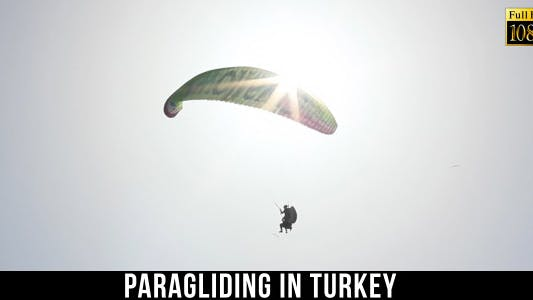 Thumbnail for Paragliding In Turkey