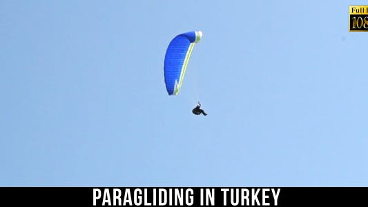 Thumbnail for Paragliding In Turkey 5