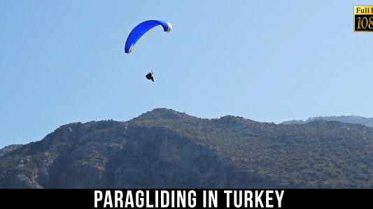 Thumbnail for Paragliding In Turkey 6