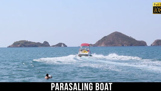 Cover Image for Parasaling Boat