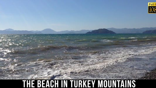 Cover Image for The Beach in Turkey Mountains 3