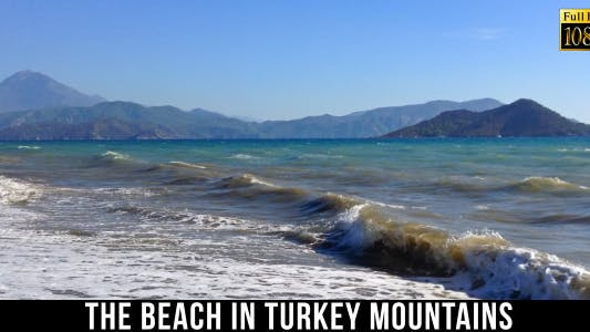 Thumbnail for The Beach in Turkey Mountains 4