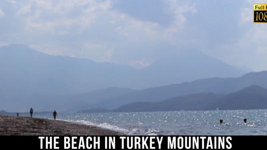 Thumbnail for The Beach in Turkey Mountains 7