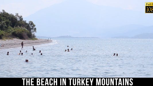 Thumbnail for The Beach in Turkey Mountains 8