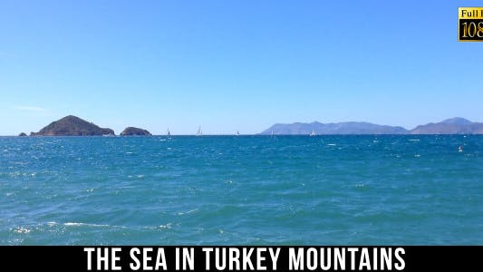 Thumbnail for The Sea In Turkey Mountains 2