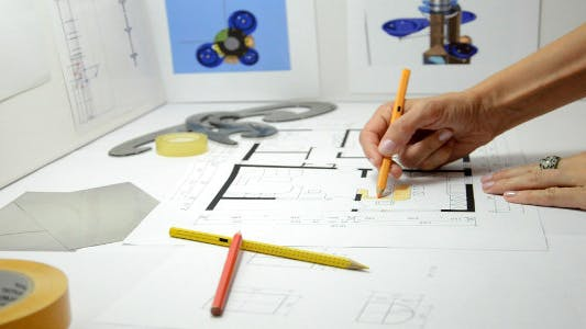 Thumbnail for Architect at Work