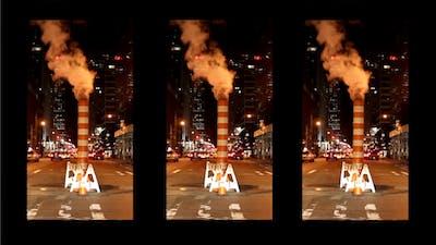 Smokestacks composition