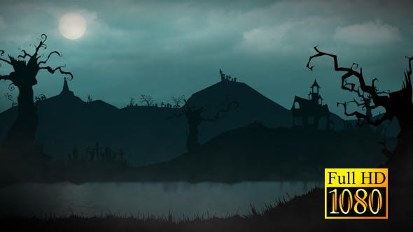 Thumbnail for Halloween Night