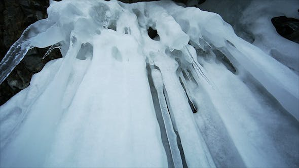 Thumbnail for Panorama of Hanging Icicle 2