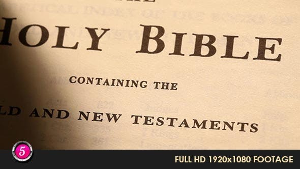 Thumbnail for Old Holy Bible 236
