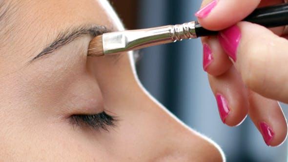 Thumbnail for Face Makeup Anti Glare Brush