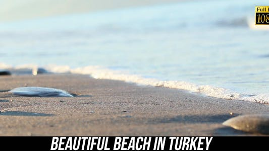 Cover Image for Beautiful Beach in Turkey 2