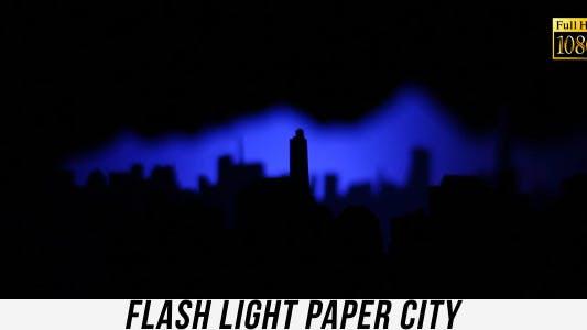 Thumbnail for Flash Light Paper City 3