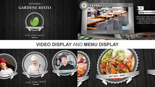 Thumbnail for New Restaurant Presentation II