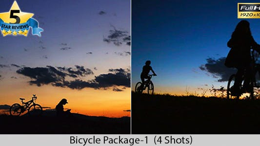 Thumbnail for Bicycle Sunset