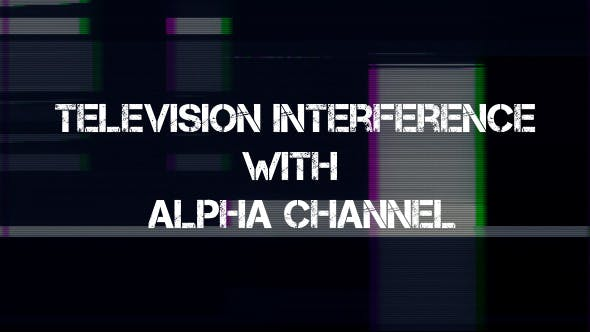 Thumbnail for Television Interference 5