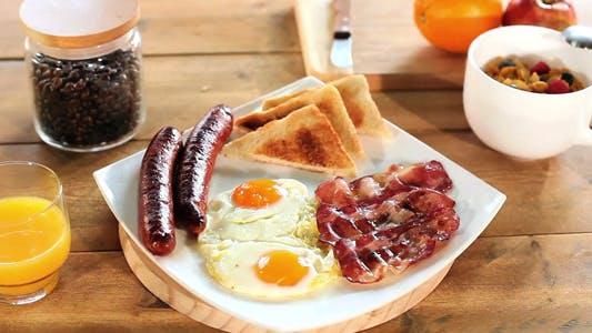Thumbnail for Healthy Breakfast