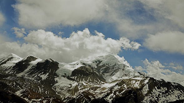 Thumbnail for Clouds In Himalayan Mountains 5