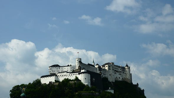 Thumbnail for Salzburg Fortress