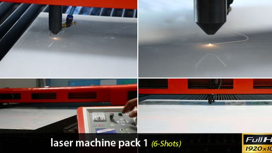 Thumbnail for Laser Machine Pack 1