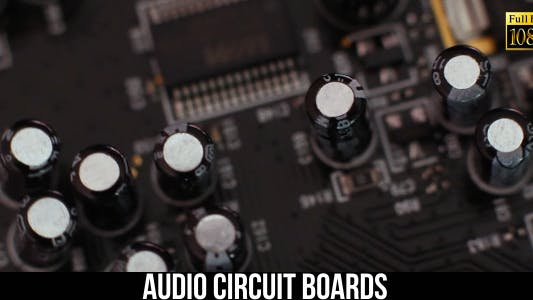 Thumbnail for Audio Circuit Boards 2