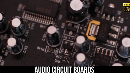 Thumbnail for Audio Circuit Boards 4