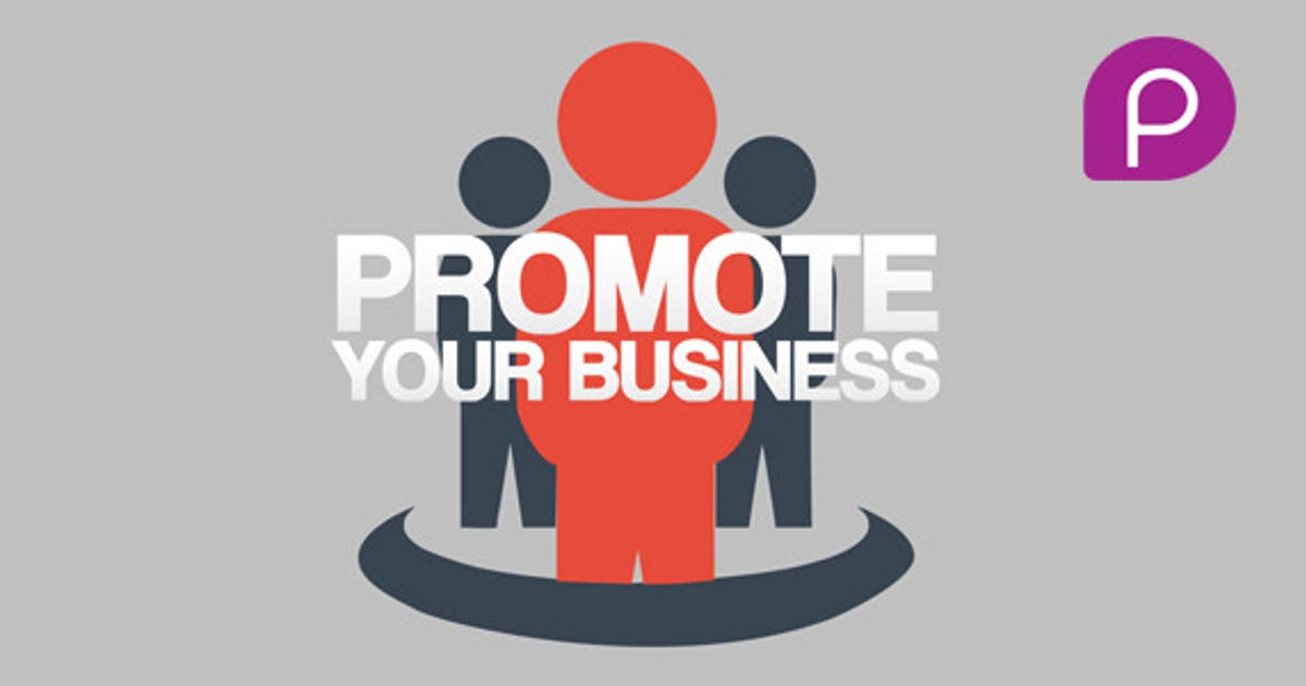 Download Promote Your Business by Pixamins