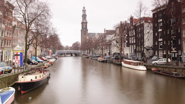 Thumbnail for Amsterdam Canal 00