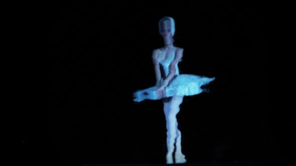 Thumbnail for Lake Ballet Classic Dancer