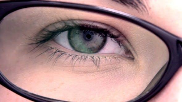 Thumbnail for Eye Through the Glasses