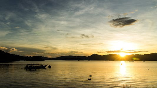 Thumbnail for Langkawi Island Sunrise 4