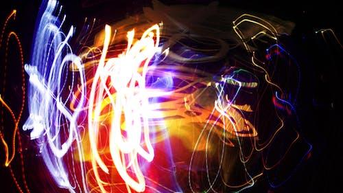 Crazy Fire Lights 01