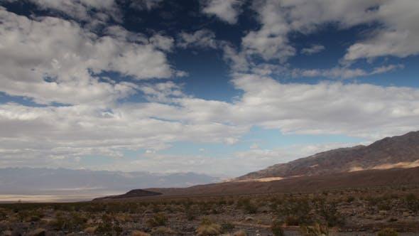 Thumbnail for Timelapse Mountain Range Death Valley, California