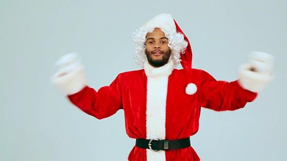 Thumbnail for Santa Claus is Dancing