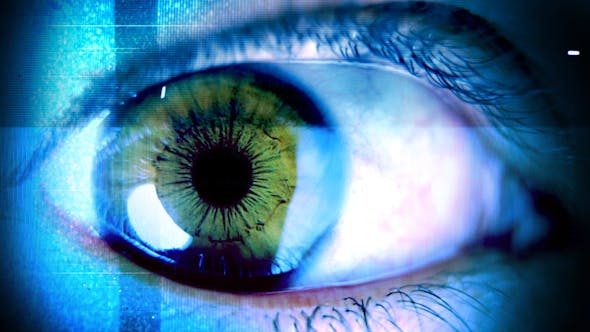 Cover Image for Eye Static Information Computer Data Media