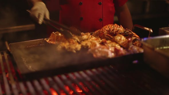 Thumbnail for Lobster Bbq